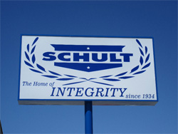 Schult-sign